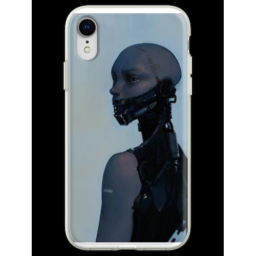Silikonkopf Flexible Hülle für iPhone XR