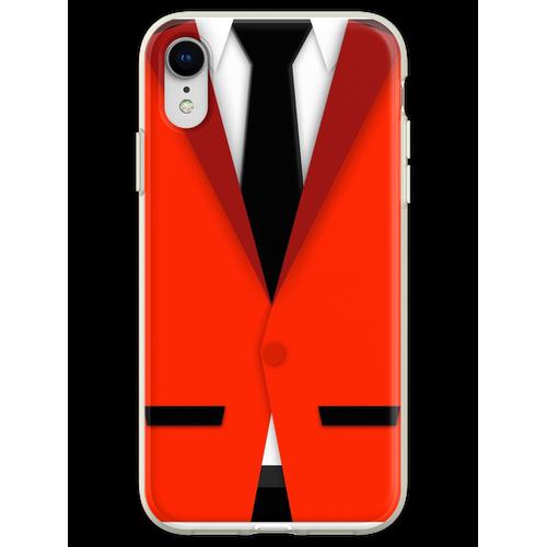 Jersey Jungen Anzug Flexible Hülle für iPhone XR