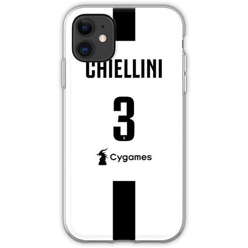 CHIELLINI JUVE Flexible Hülle für iPhone 11