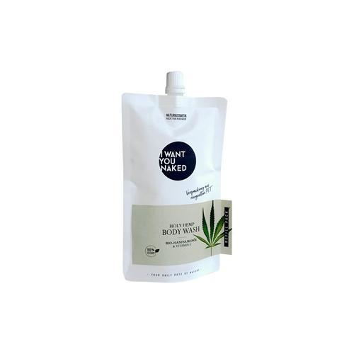 I Want You Naked Körperpflege Duschgel Bio-Hanfsamenöl & Vitamin E Holy Hemp Body Wash 250 ml