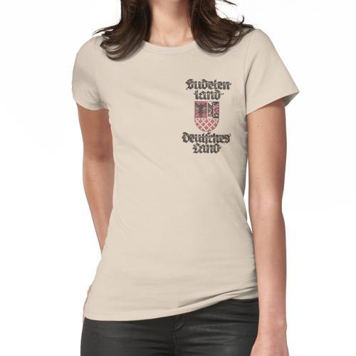 Sudetenland ... Deutsches Land Frauen T-Shirt
