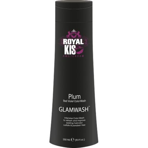 KIS Kappers Royal KIS GlamWash 250 ml plum Shampoo