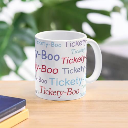 Tickety-Boo Motiv Tasse