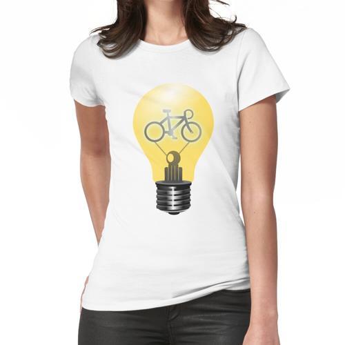 Ebike Elektrofahrrad Frauen T-Shirt