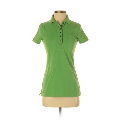 Gap Short Sleeve Polo Shirt: Gre...