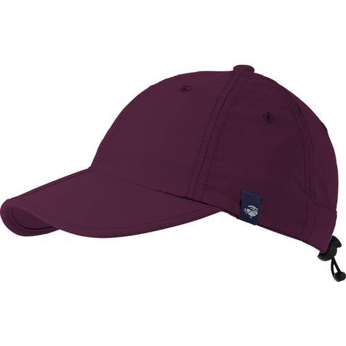 Taschen-Baseballkappe, lila, Gr. 50/52