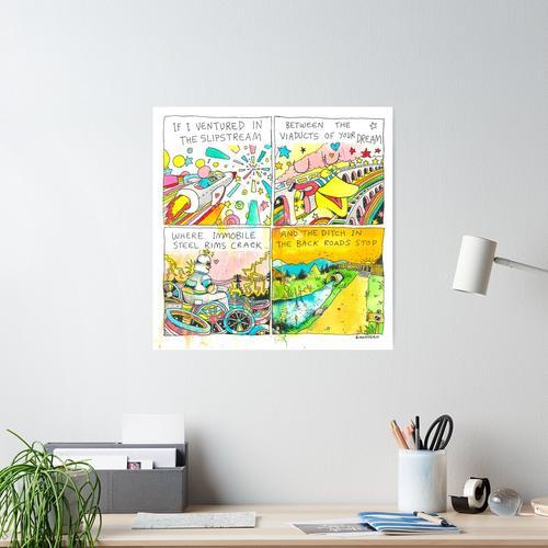 Astralwochen Poster