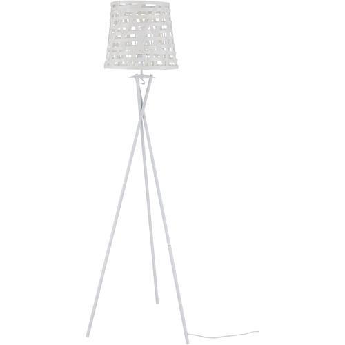 SIT Stehlampe, E27 weiß Standleuchten Stehleuchten Lampen Leuchten Stehlampe