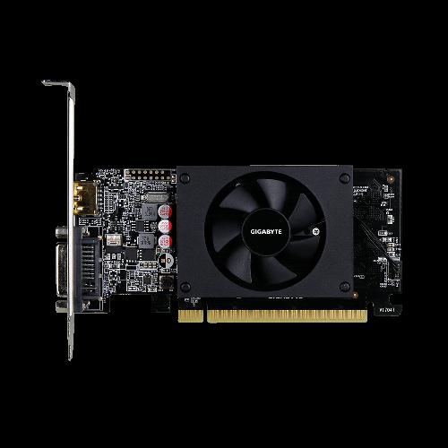 Gigabyte GeForce GT 710 D5 (1GB), Grafikkarte