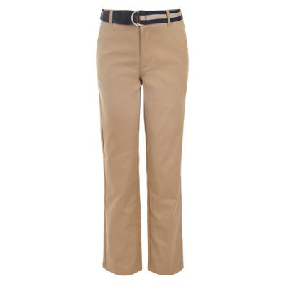 Boys' Stretch Waist Belted Pant