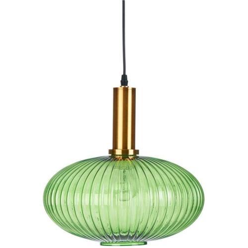 Hängeleuchte Cristal, E27, Pendelleuchte, Pendellampe grün Deckenleuchten SOFORT LIEFERBARE Lampen Leuchten