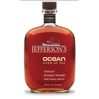 Jefferson's Bourbon Ocean Aged At Sea 750ml