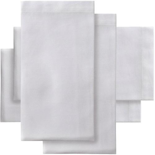 DDDDD Stoffserviette Latus, (Set, 4 St.), Damast, 50x50 cm weiß Stoffservietten Tischwäsche