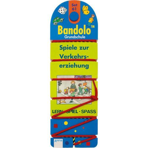 JAKO-O Bandolo™ Grundschule – Spiele zur Verkehrserziehung, bunt