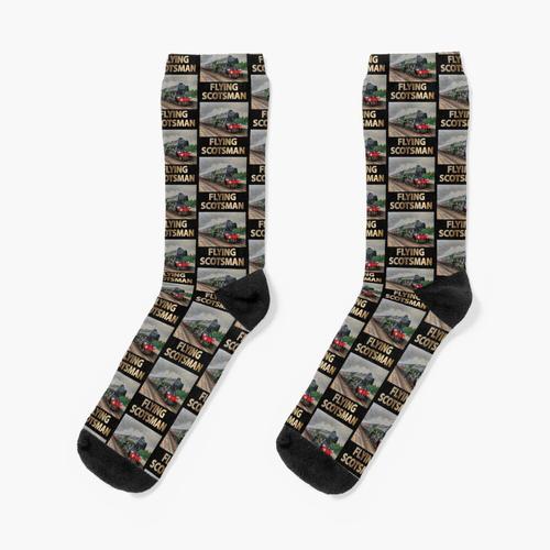 Der fliegende Schotte Socken
