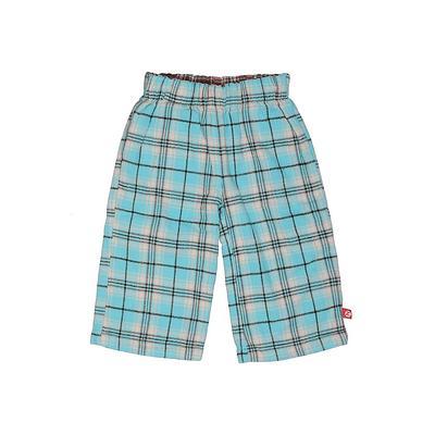 Zutano Casual Pants – Elastic: Blue Bottoms – Size 6-12 Month