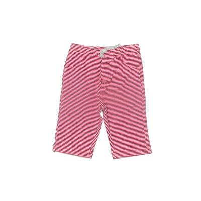Carter's Casual Pants – Elastic: Red Bottoms – Size 6 Month
