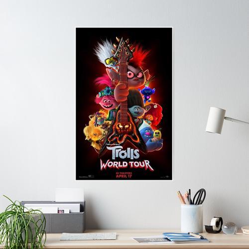 Trolls World Tour Poster