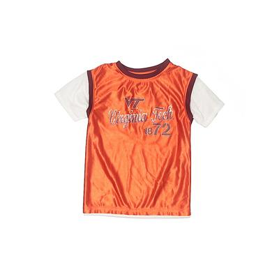NCAA Active T-Shirt: Red Print S...