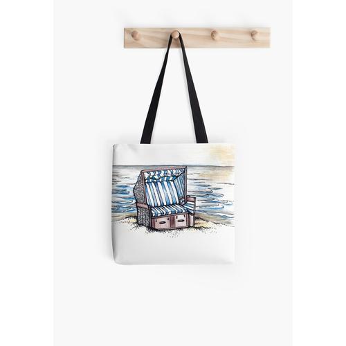 Strandkorb Tasche
