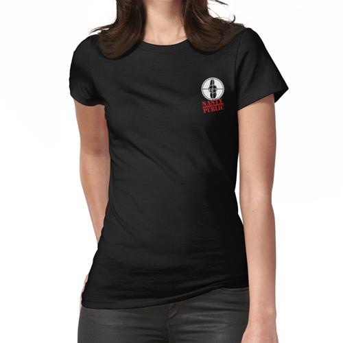 (Öffentlicher Feind) Fies in der Öffentlichkeit Frauen T-Shirt