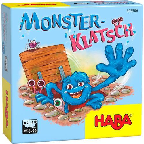 HABA Monster-Klatsch, bunt