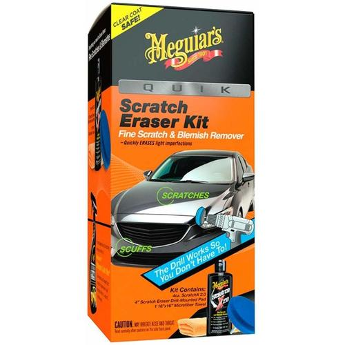 Quik Scratch Eraser Kit (113 Ml) | Meguiars
