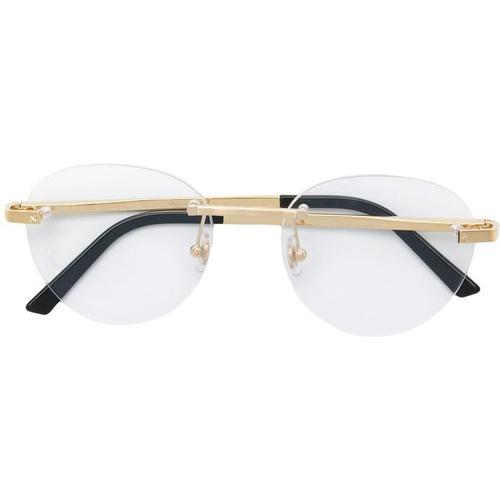 Cartier Runde Brille