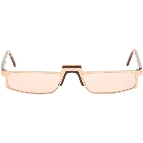 Andy Wolf Rechteckige Sonnenbrille