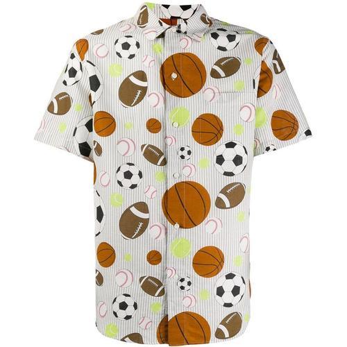 Thom Browne Bedrucktes Hemd