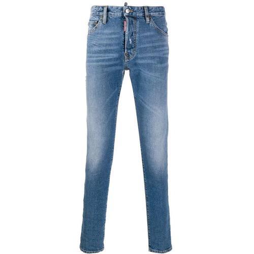 DSquared² Ausgewaschene Jeans