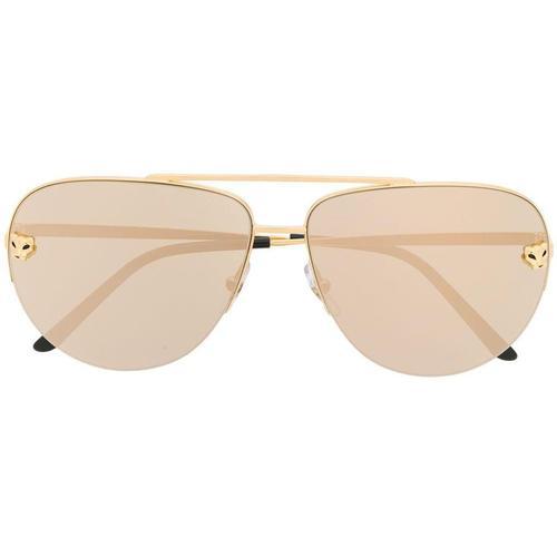 Cartier 'Panthère de Cartier' Sonnenbrille