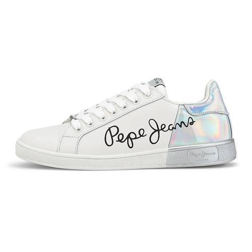 Pepe, Sneaker Brompton in weiß, Sneaker für Damen Gr. 40