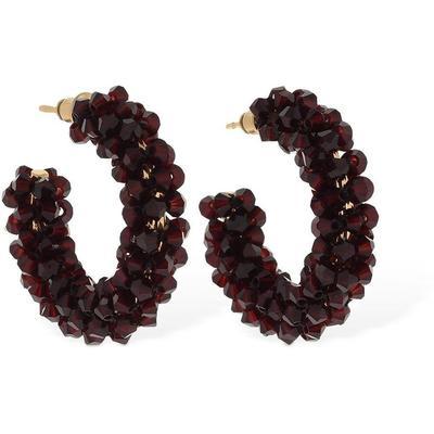 Simone Rocha Petites Boucles D'oreilles En Perles