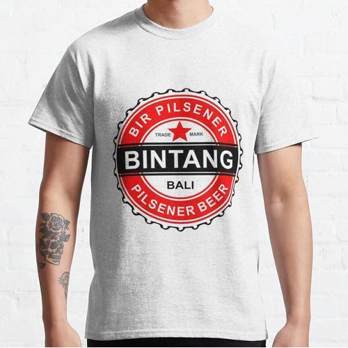 BIR BINTANG BALI BIER Classic T-Shirt