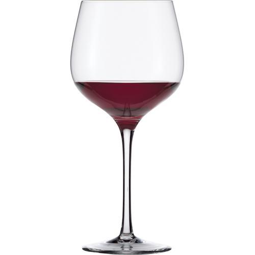 Eisch Rotweinglas Superior SensisPlus, (Set, 4 tlg.), (Burgunderglas), bleifrei, 680 ml, 4-teilig farblos Kristallgläser Gläser Glaswaren Haushaltswaren