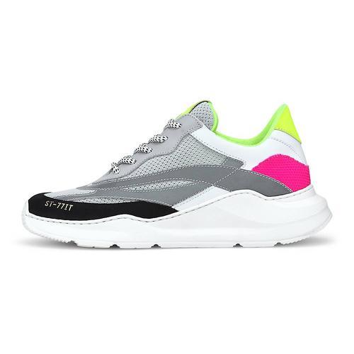 STOKTON, Chunky-Sneaker in hellgrau, Sneaker für Damen Gr. 37