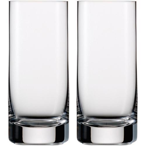 Eisch Longdrinkglas Jeunesse, (Set, 2 tlg.), mundgeblasen, 460 ml farblos Kristallgläser Gläser Glaswaren Haushaltswaren