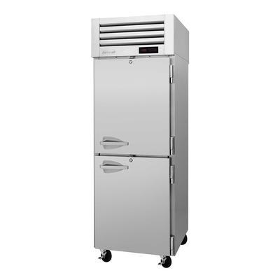 Turbo Air PRO-26-2H2-PT Full Height Insulated Pass Thru Heated Cabinet w/ (3) Shelves, 115v/208v/1ph