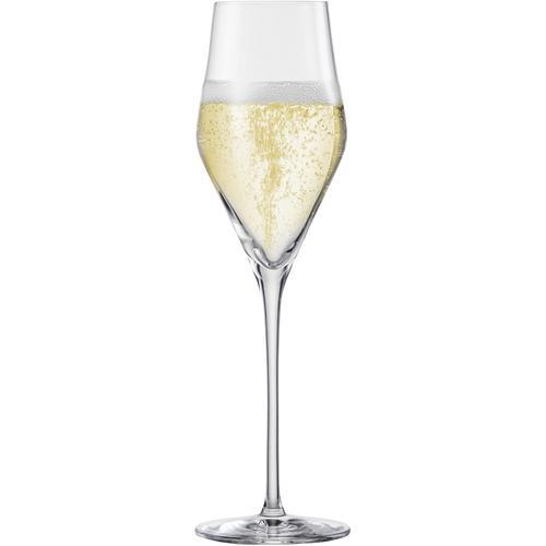 Eisch Champagnerglas Sky SensisPlus, (Set, 4 tlg.), bleifreies Kristallglas, 260 ml farblos Kristallgläser Gläser Glaswaren Haushaltswaren