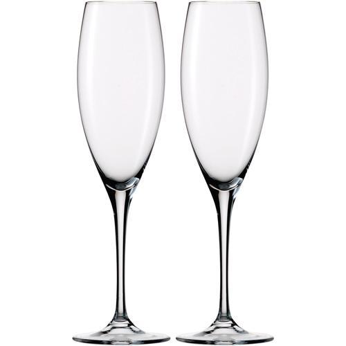 Eisch Champagnerglas Jeunesse, (Set, 2 tlg.), bleifrei, 270 ml farblos Kristallgläser Gläser Glaswaren Haushaltswaren