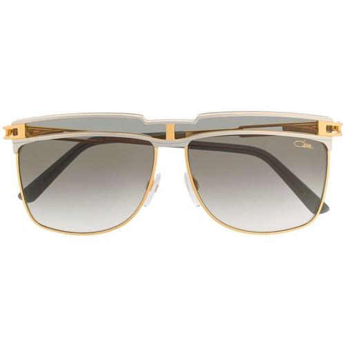Cazal Eckige Sonnenbrille
