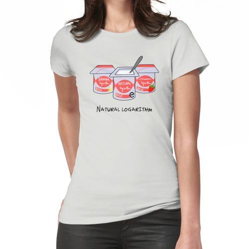 Natürlicher Logarithmus Frauen T-Shirt
