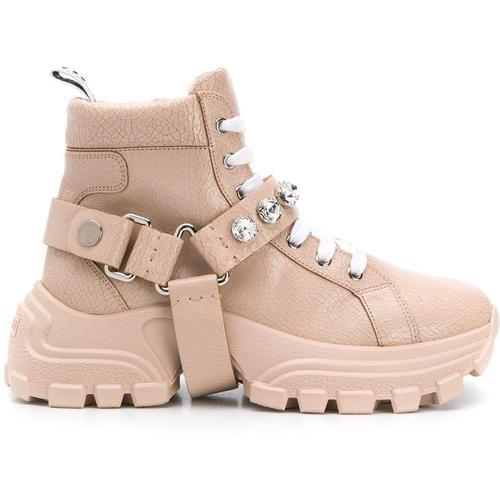 Miu Miu Verzierte Stiefel