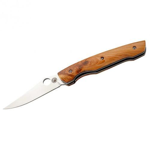 LUG - HY103 Einhandmesser - Messer wacholderholz griff