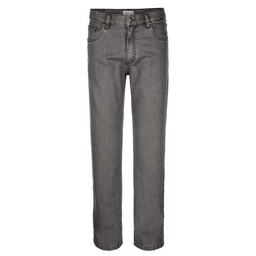 5-Pocket Jeans John F. Gee Hellgrau