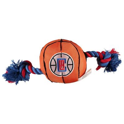 LA Clippers Basketball Rope Toy
