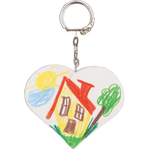 JAKO-O Schlüsselanhänger Herz