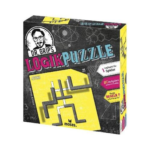 Dr. Grips Logikpuzzle (Kinderspiel)