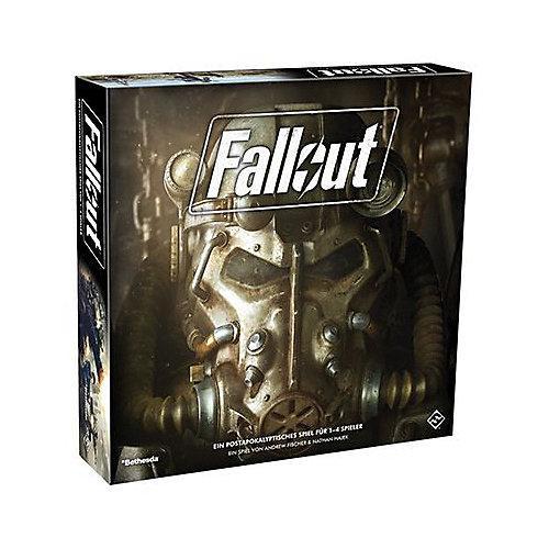 Fallout, Das Brettspiel (Spiel)